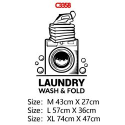 Washing machines Removable Art Vinyl Wall Stickers For Kids Rooms Wall Decals