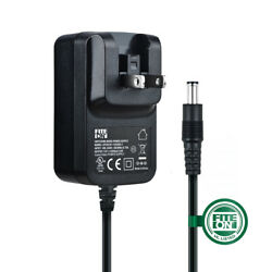Fite On 12v Ac/dc Adapter For Panasonic Dvd-ls82 Dvdls82 Dvd Player Power Cord