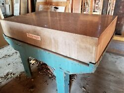Starrett Precision Machinist Surface Plate Stone