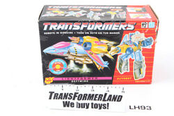 Deftwing Sealed Misb Mosc Lightformers And Trakkons G1 Europe Transformers