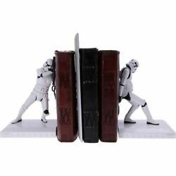 Stormtrooper Bookends Officially Licensed Star Wars Memorabilia Nemesis Free P+p