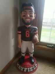 Baker Mayfield Cleveland Browns 3 Foot 3 Foot Bobblehead Nfl