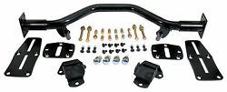 47-59 Chevy And Gmc Truck Cpp Ls Rubber Engine / Transmission Conversion Kit