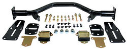 47-59 Chevy And Gmc Truck Cpp Ls Poly Engine Transmission Conversion Kit