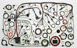 1980-86 Ford F150 Classic Update American Autowire Wiring Harness Kit 510724