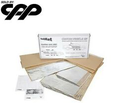 Hushmat 62555 Complete Sound Thermal Insulation Kit 1955-57 Chevy Tri-five