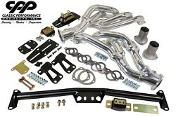 1973-87 Chevy C10 Gmc Squarebody Cpp Ls Conversion Kit With Fit Riteandtrade Sliders