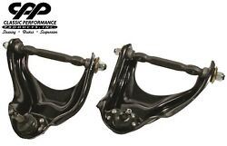 1964-72 Chevy Chevelle El Camino Original Style Upper Control Arms + Ball Joints