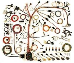 1978-81 Chevy Camaro Classic Update American Autowire Wiring Harness Kit 510581