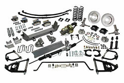1948-52 Ford F1 F-1 Truck Ultimate Performance Package Mustang Ii Ifs Suspension