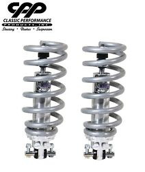 70-81 Firebird T/a Viking Coilover Conversion Kit Double Adjustable Shocks 450lb