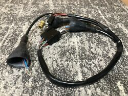 Bmw Airhead Nos R100rs Fairing Harness. Turn Signals, Clock, And Volt Meter. Nla