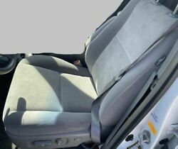 Driver Front Seat Bucket Gray Cloth Electric Fits 05-07 Sequoia 1030071