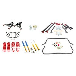 For Chevy Malibu 78-83 Front And Rear Handling Performance Package Level 2