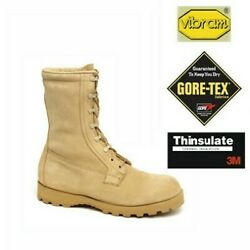 Us Army Belleville Winter Gore-tex Combat Boot Icwr8w