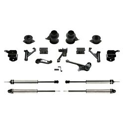 For Ram 2500 14-18 Fabtech 5 X 2 Basic Front And Rear Suspension Lift Kit