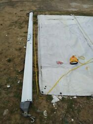 Mainsail Used With Boom. Freedom 30and039. Can Be Sold Separetly