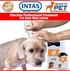 Dog And Cat Skin Infection Hot Spots Fungal Bacteria Antibiotic Treatment Lotion