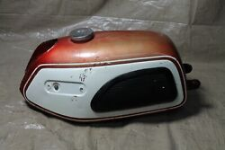 1968 Yamaha Yas1 As1 125 Fuel Tank Candy Red 183-24110-00-63