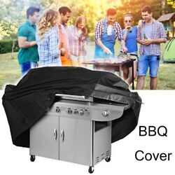 S/ M/ L/ Xl Bbq Cover Outdoor Waterproof Covers Garden Patio Grill Protector New