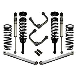 For Toyota 4runner 03-09 Icon 0-3.5 Stage 3 Front And Rear Suspension Lift Kit