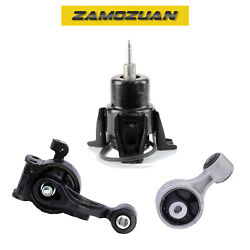 Engine And Torque Strut Mount 3pcs. 09-14 For Nissan Murano/quest 3.5l For Auto.