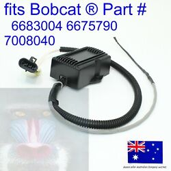 Bobcat Aircon Airconditioning Thermostat Thermostatic Switch 6683004 7008040 Ac