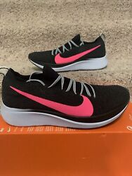 Nike Zoom Fly Flyknit Running Shoes Womens 10 New Msrp.160