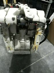 Evinrude Johnson Outboard Mid Section W Power Tilt/trim Unit P 439934 And 434724