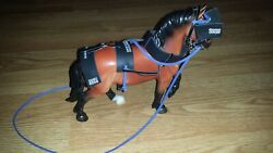 Breyer Draft Horse And Harness New 2