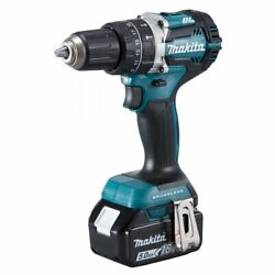 Makita 1/2-inch Cordless Hammer Driver/drill With Brushless Motor