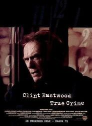 35mm Feature True Crime 1999 Clint Eastwood Dolby Digital And Dts