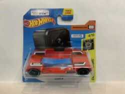 Red Zoom In Experimotors 2019 Hot Wheels Short Card New Diecast Cars Aa