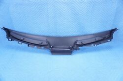 Mercedes Gl Gle Ml Windshield Cowl Water Drain Panel Baffle 166-830-00-28 Oem