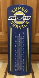 Chevrolet Thermometer Shop Cars Truck Coupe Chevy Coke Camaro Ss Chevelle Decor