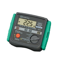 Kyoritsu Kew 5410 Rcd Tester Trip Time Auto-detection Of Contact Voltage✦kd