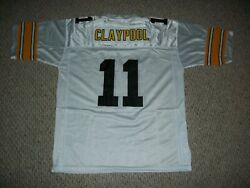 Chase Claypool Unsigned Custom White Sewn New Football Jersey Sizes S-3xl