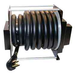 Southwire 50a Low Profile Cord Reel With 33and039 Power Rl54331lmk