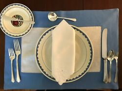 Towle Lady Mary Pattern Sterling Silver Flatware