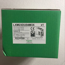 One New For Snd Lxm23du04m3x Servo Drivers In Box Free Shipping