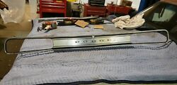 1970 Dodge Coronet Super Bee Tail Panel Trunk Finish Panel 440 Call Out 70 Trim