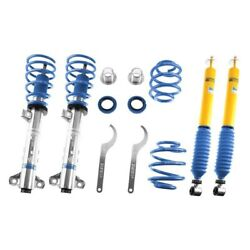 For Bmw Z4 06-08 Bilstein 48-141635 B16 Series Pss10 Front And Rear Coilover Kit