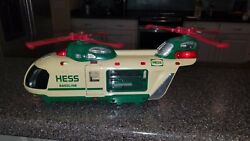 Lot Vintage Hess Toys Trucks Helicopters Firetruck