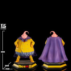 Dragon Ball 1/6 Scale Suit Majin Buu Resin Model Painted Statue Pre-order Flying