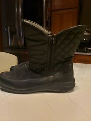 Totes boots womens Sz 8.5 7020 $15.00