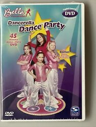 Bella Dancerella Dancerella Dance Party Dvd - New And Factory Sealed