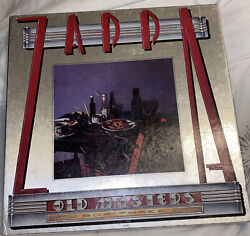 Frank Zappa - The Old Masters Box Three 9 Lp Set 8 Titles Limited Edition 200