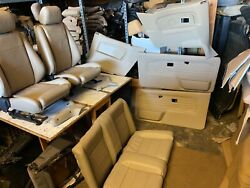 Bmw E30 325/318 New Pearl Beige Seats And Cards For Convertible 1982-912900