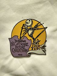 Disney Ds - Countdown To The Millennium Series 72 Nightmare Before Christmas