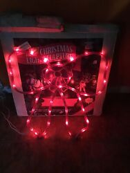 Mr. Christmas Mini Light Sculpture Bow Indoor Or Outdoor 24 Vintage 1993